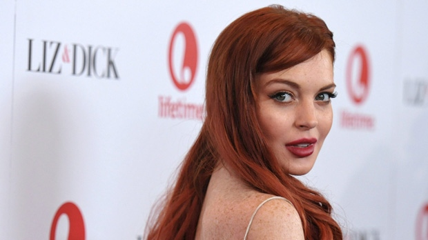 Lindsay Lohan charged assault NYC nightclub