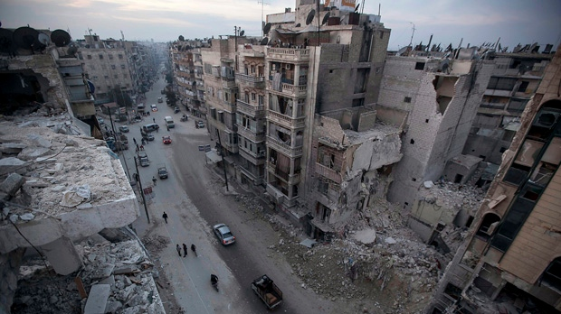 Syria cuts Internet telephone service fighting