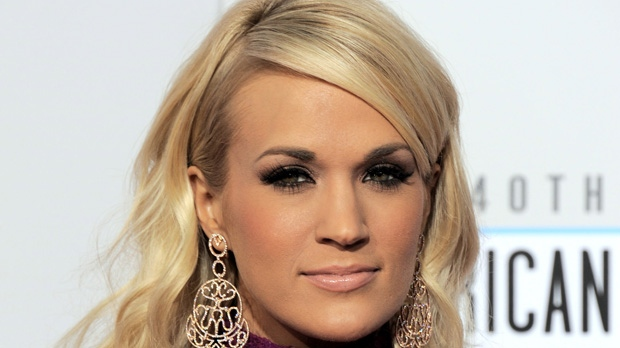 Carrie Underwood Maria von Trapp Sound of Music