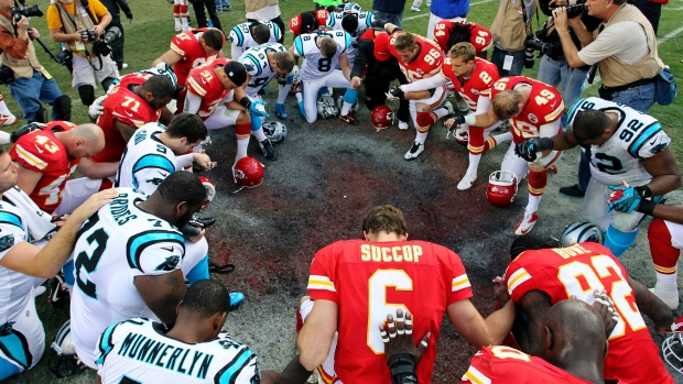 Kansas City Chiefs end losing streak after murder