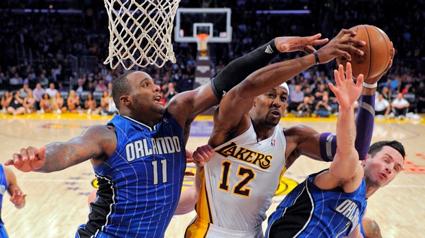 Dwight Howard Los Angeles Lakers Orlando Magic