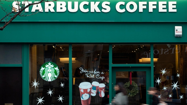 Starbucks store Britain tax avoidance schemes