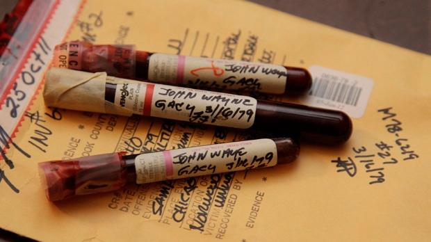 John Wayne Gacy DNA executed inmates cold cases