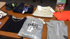 Project Consumer Safety police counterfeit goods