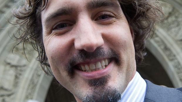 Liberal MP Justin Trudeau