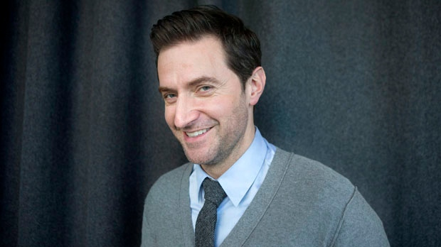 The Hobbit actor Richard Armitage 3D technology