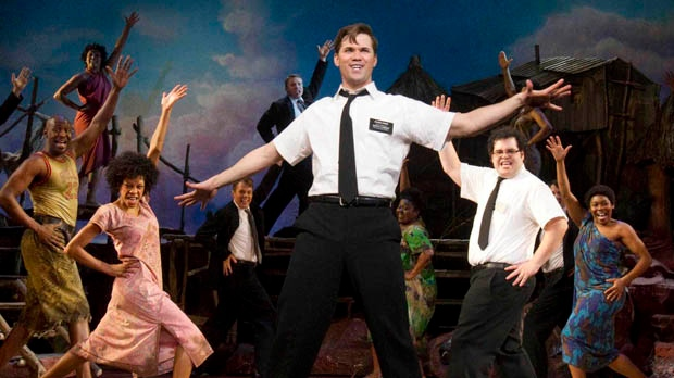 Toronto Book of Mormon theatre superfans April