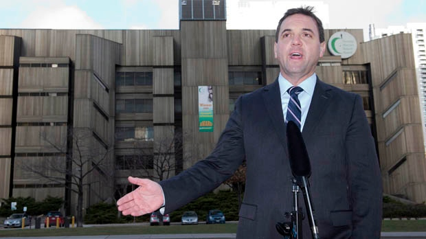Tim Hudak Toronto District School Board education
