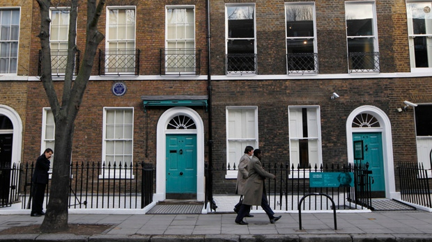 Charles Dickens former London home reopens