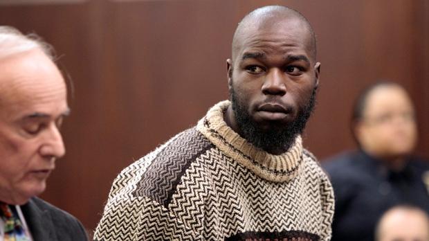 Naeem Davis charged New York subway death push