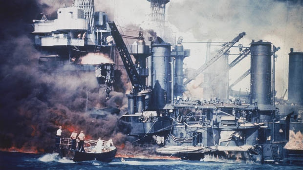 Pearl Harbor attack 71st anniversary Hawaii