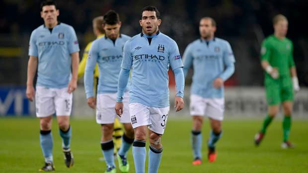 Manchester City United Premier League derby