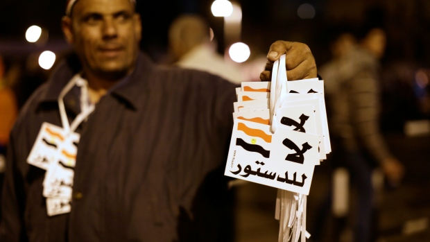 Egypt's military back in political fray