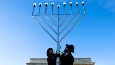 Jews around the world celebrate Hanukkah