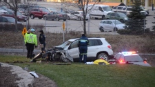 Fatal collision in Mississauga
