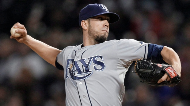 James Shields trade Tampa Bay Kansas City