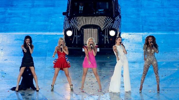 Spice Girls musical Viva Forever premiere London