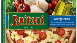 Nestle Canada recalled five varieties of the Buitoni brand of pizzas because they may contain pieces of metal. (CFIA)