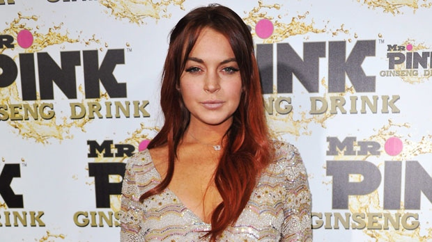 Lindsay Lohan to appear in NYC court