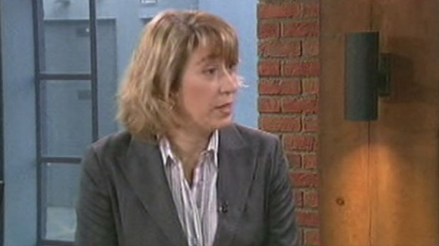 Education Minister Laurel Broten speaks to CP24 on Thursday, Dec. 13, 2012.