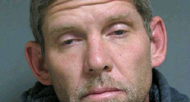 In this photo released by the Vermont State Police, 41-year-old Mark Staake is seen. Court documents in a New Mexico district court say inmate Dana Martin told investigators he persuaded a man he met in prison and the man's nephew to kill Justin Bieber, Bieber's bodyguard and two others not connected to the pop star. (AP / Vermont State Police)
