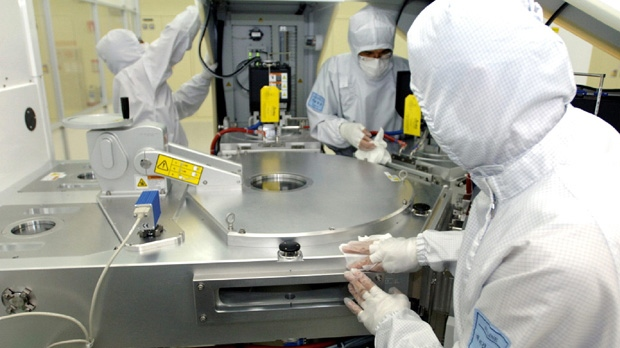 Samsung chip plant caused worker's breast cancer