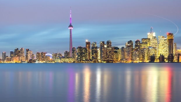 Toronto fourth largest city in North America