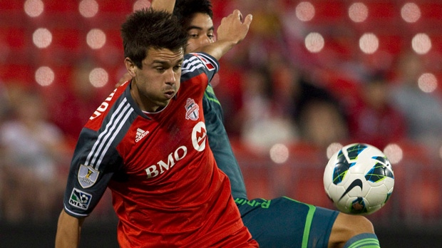 Andrew Wiedeman Toronto FC MLS re-entry draft