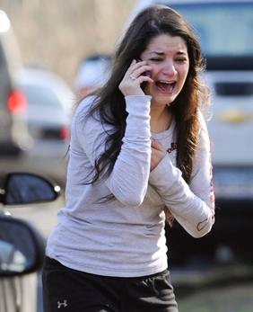 Newtown Connecticut school shooting children