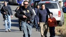 Newtown Connecticut Sandy Hook school shooting