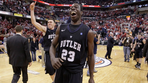 Butler forward Khyle Marshall