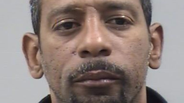 Alejandro Ernesto Solano-Aguilera, 46, is seen in this photograph provided by Toronto police.