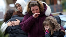 Newtown gunman was killed as first responders