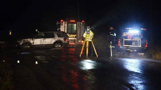 woman killed in fatal Caledon rollover