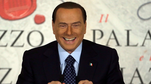Silvio Berlusconi engaged Francesca Pascale Italy