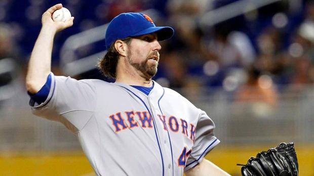 Toronto Blue Jays New York Mets R.A. Dickey trade