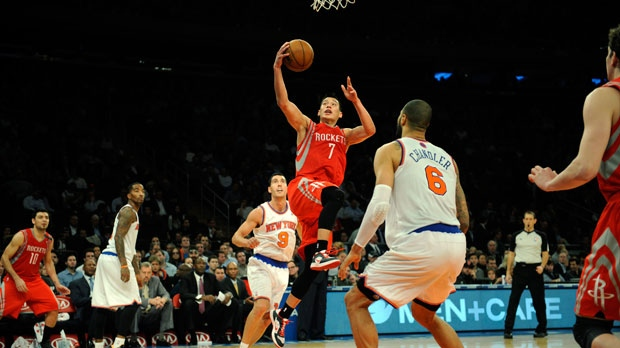 Houston Rockets' Jeremy Lin