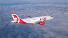 Air Canada low cost carrier Rouge Toronto flights