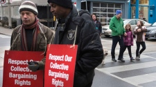 Toronto Durham Peel elementary teachers strike