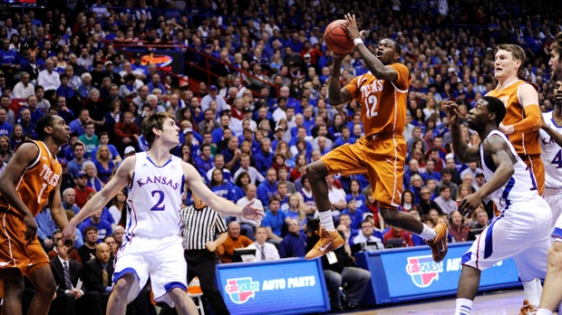 Myck Kabongo Texas NCAA college basketball