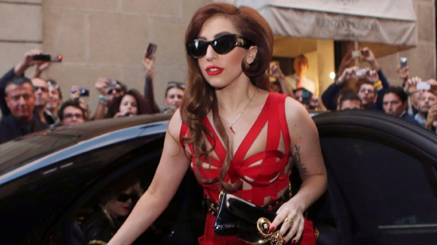 Lady Gaga takes youth foundation on the road