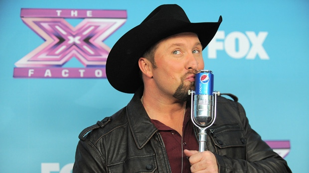 Tate Stevens X-Factor winner second season