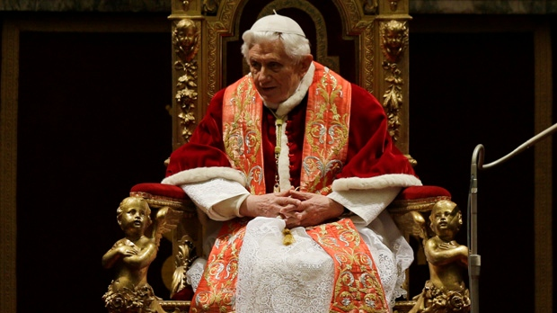 Pope Benedict XVI anti gay marriage Vatican speech