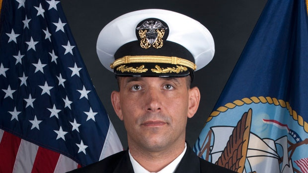 Navy SEAL Cdr. Job W. Price