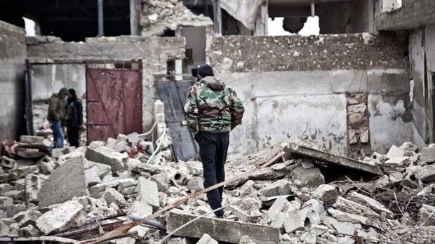 Assad regime blamed for Syrian massacre