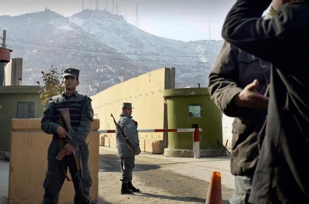 Afghan policewoman kills American adviser