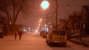 winter storm, Toronto, GTA, Boxing Day, 2012