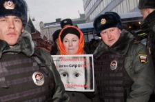 russia, U.S. adoption ban