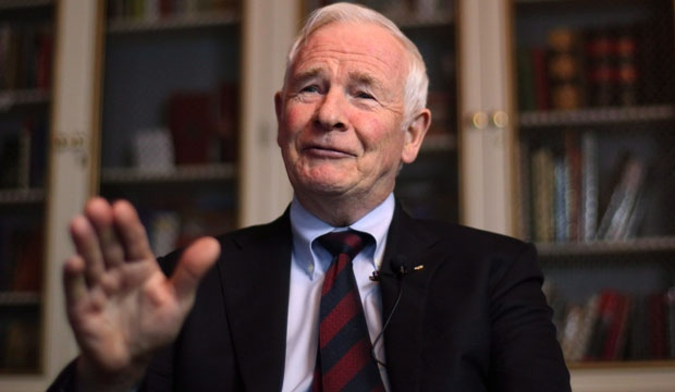 David Johnston, Governor General First Nations