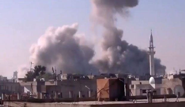 syria, rebels, attack, airbase